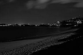 Rowes Bay 11pm by Neil Binnie