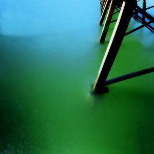 How Deep/Green Sea by Ronda Wallis