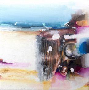 beachcar by Paulina Campos