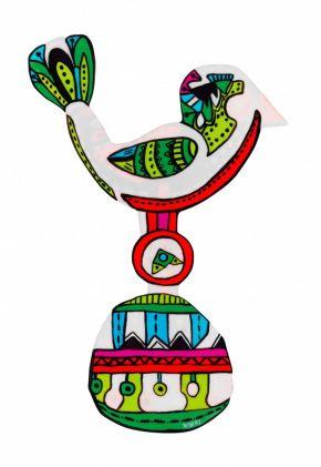 Birdkingdom by Rachel Rovay