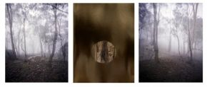 Hill End Triptych by Sandra Kontos