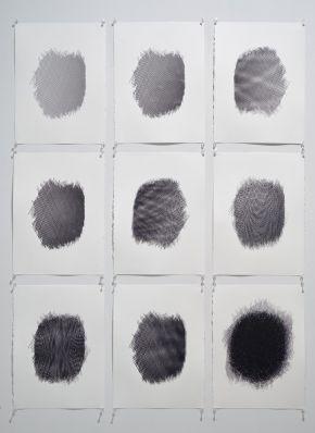 Grid #2 by Sarah Robson