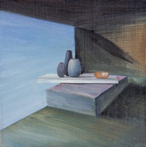 Study - Vases & View by Toni Walker