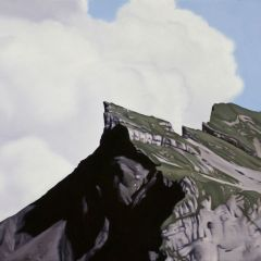 Anvil peak by Tony Lloyd