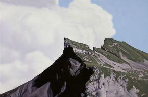 Anvil peak by Tony Lloyd