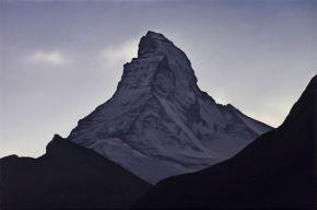 Matterhorn by Tony Lloyd