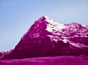 Pink Eiger by Tony Lloyd