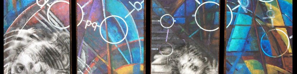 Alm negra: alterpiece by Sharni Lloyd