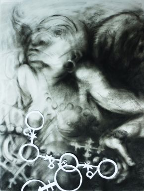 Lamentation5 by Sharni Lloyd
