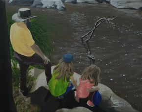 KS563 Duck Watchers
