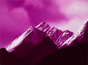 LLOYD_pink-mountains_30x40cm
