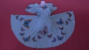 Air Brushed Butterflies 1